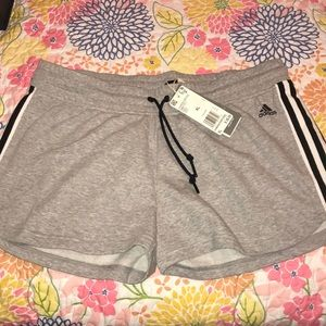 NWT XL Adidas Gray Shorts